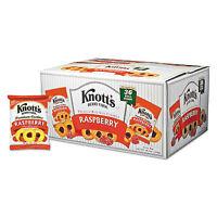 Knott's Berry Farm Premium Berry Jam Shortbread Cookies 2 Oz Pack 36/carton