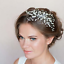 Luxury-Crystal-Rhinestone-Flower-Wedding-Bridal-Hair-Comb-Hairpin-Clip-Jewelry thumbnail 2
