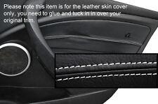 Punto Blanco 2x Frontal Puerta Tarjeta Moldura Cubre encaja Renault Megane Mk3 08-13 Philippines