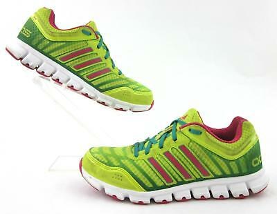 Adidas Climacool Aerate 2.0 Running Shoes Hyper Yellow / Pink / Green US 8 | eBay