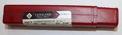 LOC:3 CLEVELAND L539-PM Plus 3//4 3 FL CC PM+ EM FOR ALUM End Mill