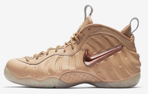 200 Tamaño Cuero Qs Star Air 10 Foamposite 920377 Prm All Nike Pro Tan Vachetta q7gwFwA