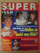 SUPER ILLU 53 - 22.12. 1992 Weihnachten in Deutschland Cindy Crawford H. Eggert