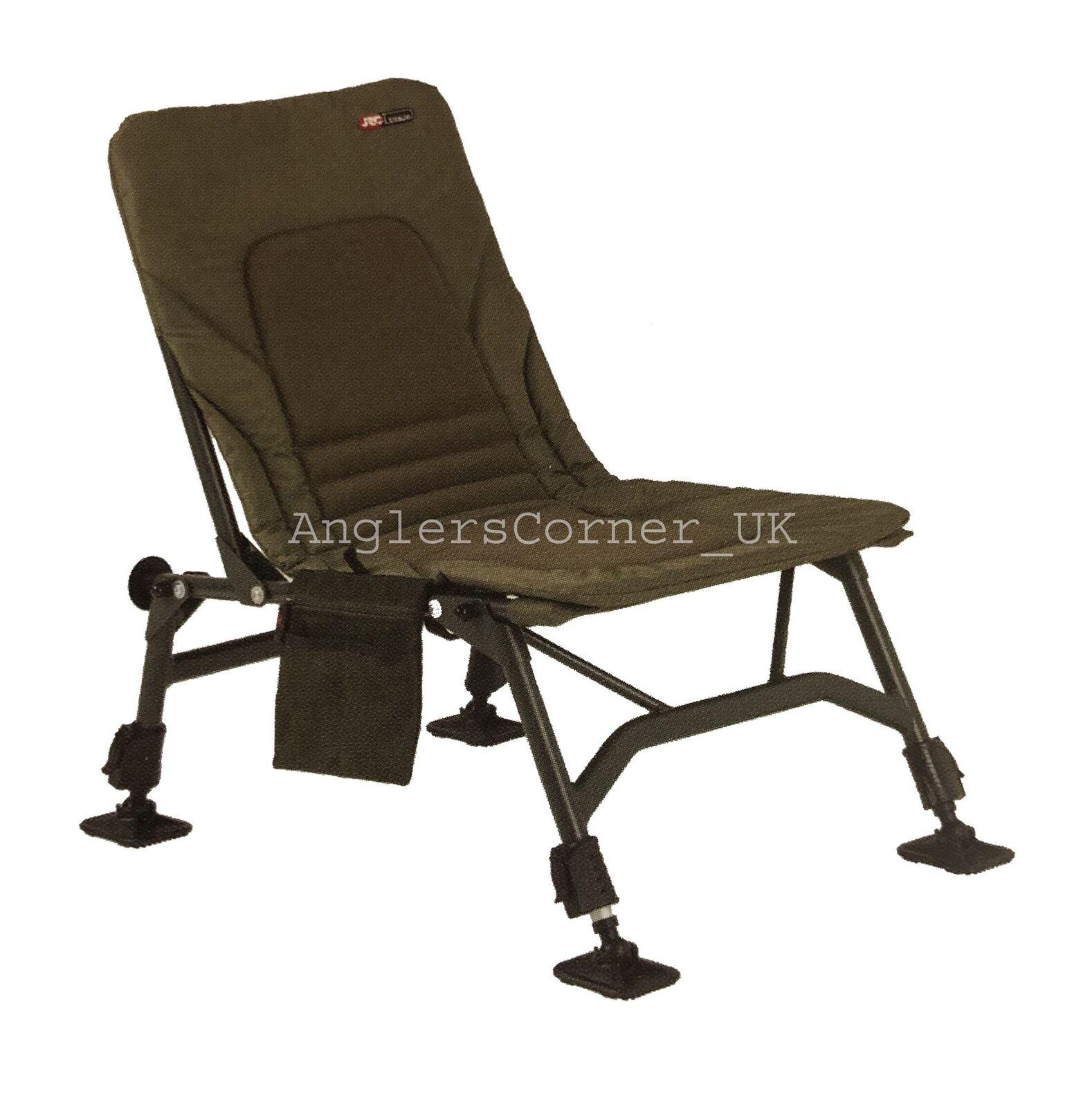 JRC Stealth Chair   Carp & Coarse Fishing