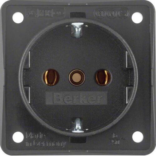 1er Berker Schuko-Steckd.anth 941852505