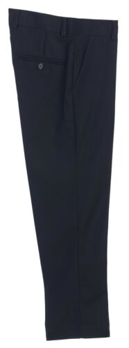 Adjustable Waist Gioberti Flat Front Toddlers Kids Boys Dress Pants W