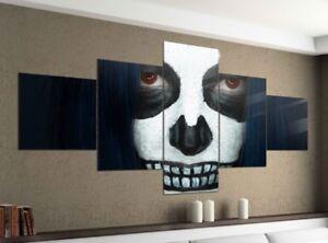 Foto-en-Lienzo-5-piezas-200x100cm-TOD-Horror-Mascara-Cara-Imagenes-9ya1147