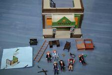 Playmobil collector la maison du shérif TBE