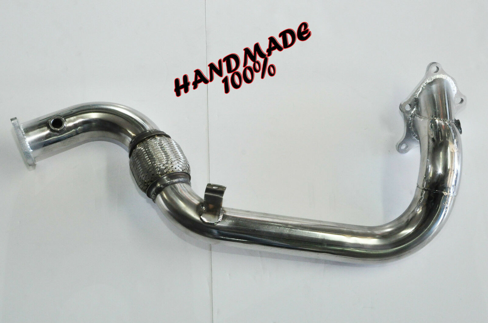 Downpipe Dump pipe 64mm fur MITSUBISHI COLT RALLIART CZT PLUS TURBO CZC