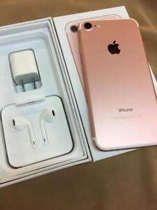 USED Apple iPhone 7 32GB Rose Gold - Factory Unlocked, Complete