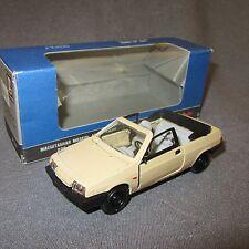 385D Agat/Tantal BA3 URSS Vaz 2108/09 Lada Samara Cabriolet 1:43