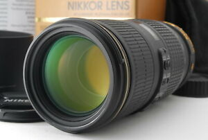 MINT-in-BOX-NIKON-AF-S-NIKKOR-70-200mm-f-4G-ED-VR-SWM-Zoom-Lens-from-Japan