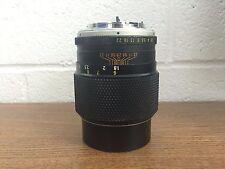 Yashica YUS 135mm f/2.8 Vintage Contax/Yashica SLR Lens   C2.1