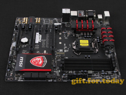 MSI Z97 GAMING 5 Motherboard LGA 1150 Intel Z97 HDMI USB3.0 VGA With I//O