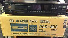 Denon DCD-800 Single Disc CD Player BRAND NEW IN BOX!