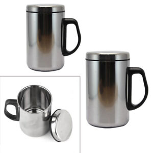 Insulated-Cup-Stainless-Steel-Water-Coffee-Tea-Drink-Outdoor-Travel-Mug