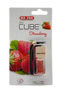 Profumo Auto Deo Cube Strawberry Ma Fra