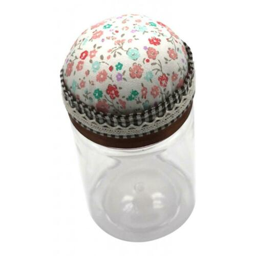 Nadelkissen Stecknadel Kissen Nadel Aufbewahrung Kissen mit leer Plastikflasche