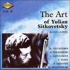 The Art of Yulian Sitkovetsky, Vol. 2 (CD, Apr-2006, Artek)