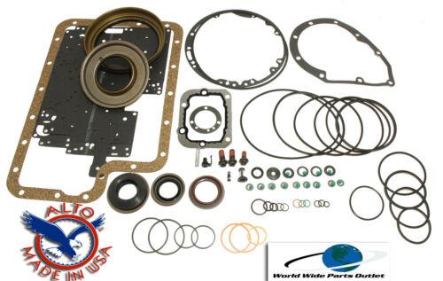 Ford 4R100 2001-UP Transmission Rebuild Kit 2X4 Heavy Duty Master Kit Stage 2
