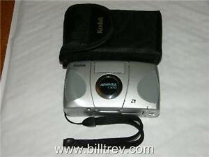 Kodak-Advantix-C450-APS-Film-Camera-amp-Case-C-450-C-450