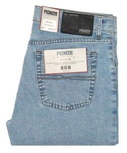PIONEER-RON-STRETCH-Hellblau-Jeans-Gr-W30-bis-W44-1144-9638-07-2-Wahl