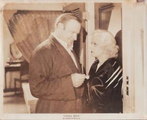 Original-Movie-Still-Photo-China-Seas-Clark-Gable-Jean-Harlow-MGM-TV-Release