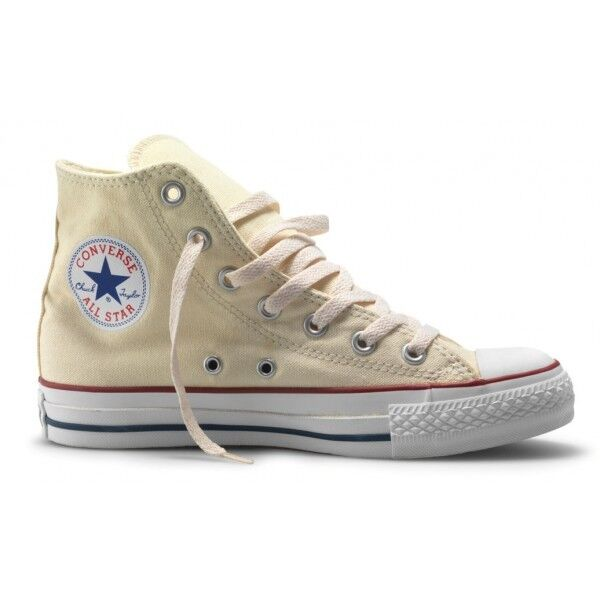 Converse Hi Top All Star Chuck Taylor Off White Mens Womens shoes All Sizes