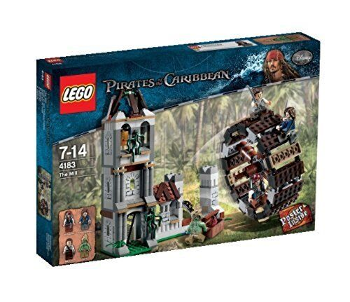 LEGO Pirates des Caraïbes 4183 - The Mill - NEUF NEW, SCELLÉE SEALED