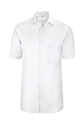 Aggressiv Greiff Herren Hemd Service Premium Comfort Fit Modell 6606 Weiß Gr 39/40 M Neu KöStlich Im Geschmack Herrenmode