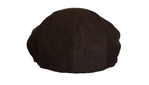 Walker /& Hawkes Uni-Sex Corduroy Flat Cap Classic Hat S-2XL