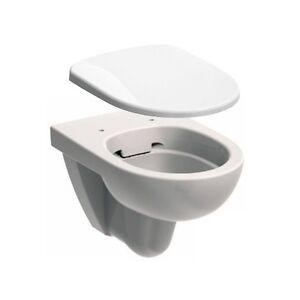 h nge wc keramik rimfree sp lrandlos wc sitz deckel absenkautomatik nova pro r ebay. Black Bedroom Furniture Sets. Home Design Ideas