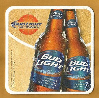 16 Bud Light  Here We Go  Beer Coasters