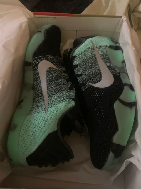 Nike Kobe XI 11 Elite Low All Star Size 13 Green Glow 822521 305 Mens Shoes