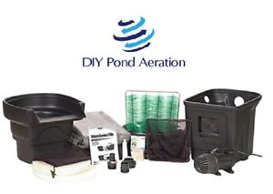 Details About Aquascape 6 X8 Micropond Kit 500 Gallons Backyard Diy Complete Pond Kit Free