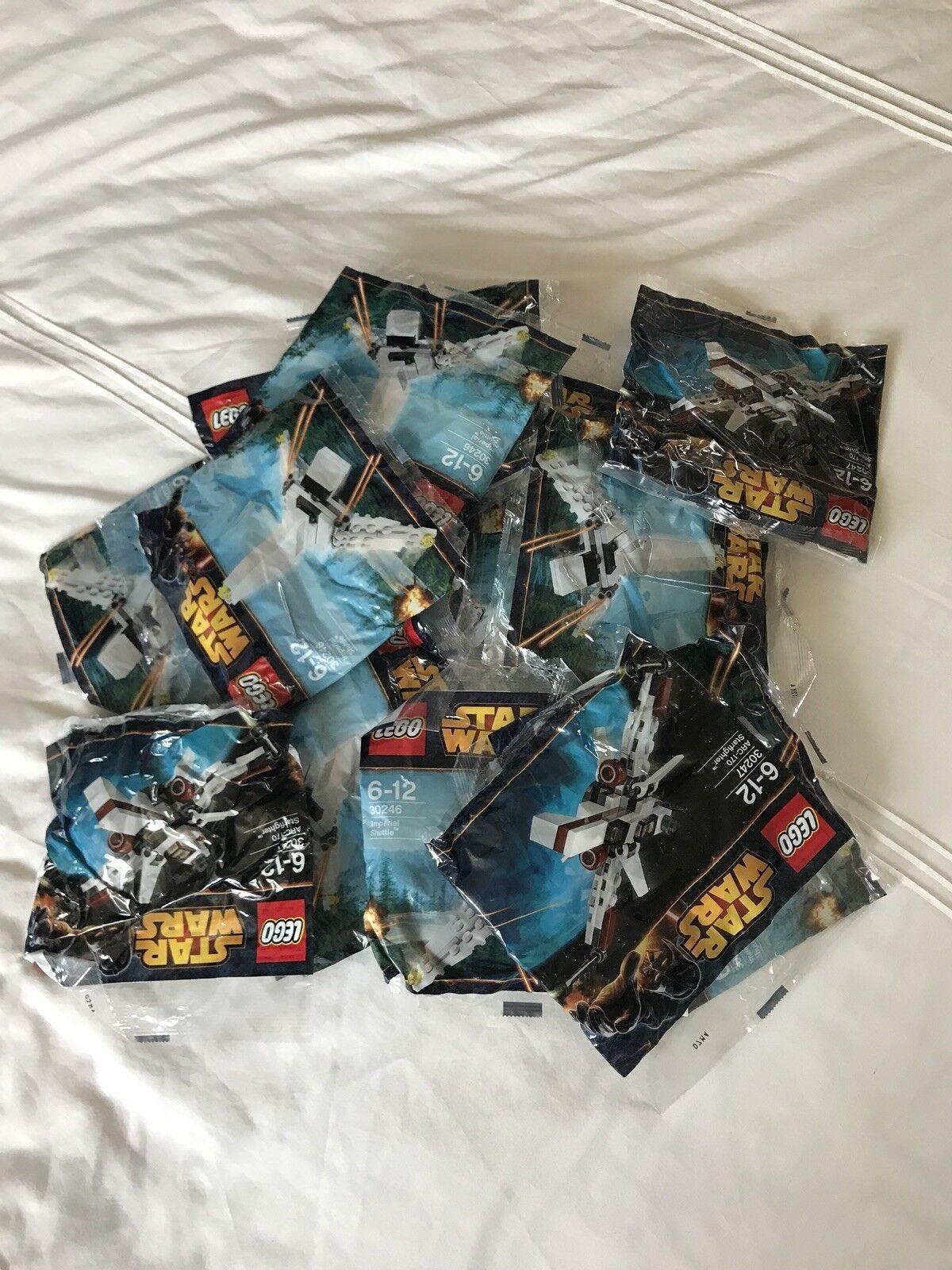 Lego star wars polybag Bundle