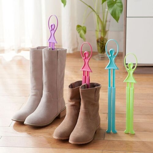 4PCS Adjustable Boot Shaper Holder Insole Rack-Hold Boots Upright
