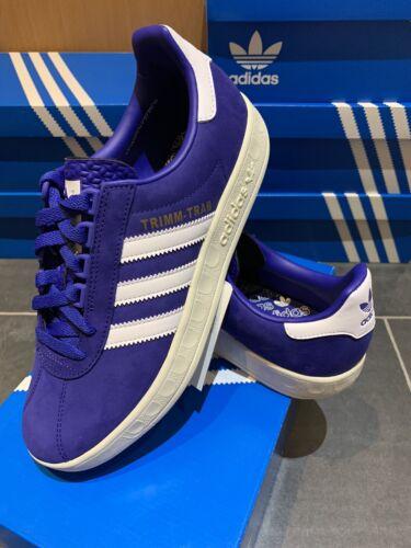 Everton Fc Adidas Trimm Trab Uk 7 E 41 Blue Cw City Series Star Master Liverpool