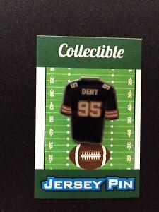 sale retailer bea16 b2ca9 Chicago Bears Richard Dent lapel pin-Classic Collectible-DUH ...