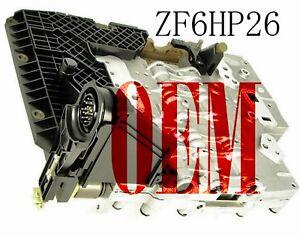 Details about Rebuilt ZF6HP26 Valve Body W / Solenoids (NO TCM) 01up (