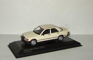 1-43-Minichamps-Mercedes-Benz-190-E-W201-1984-limousine-400034104