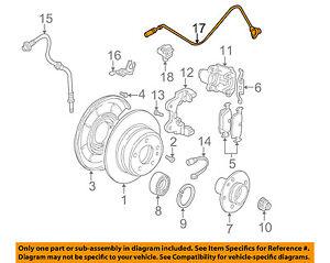 image is loading bmw-oem-04-05-325xi-abs-anti-lock-
