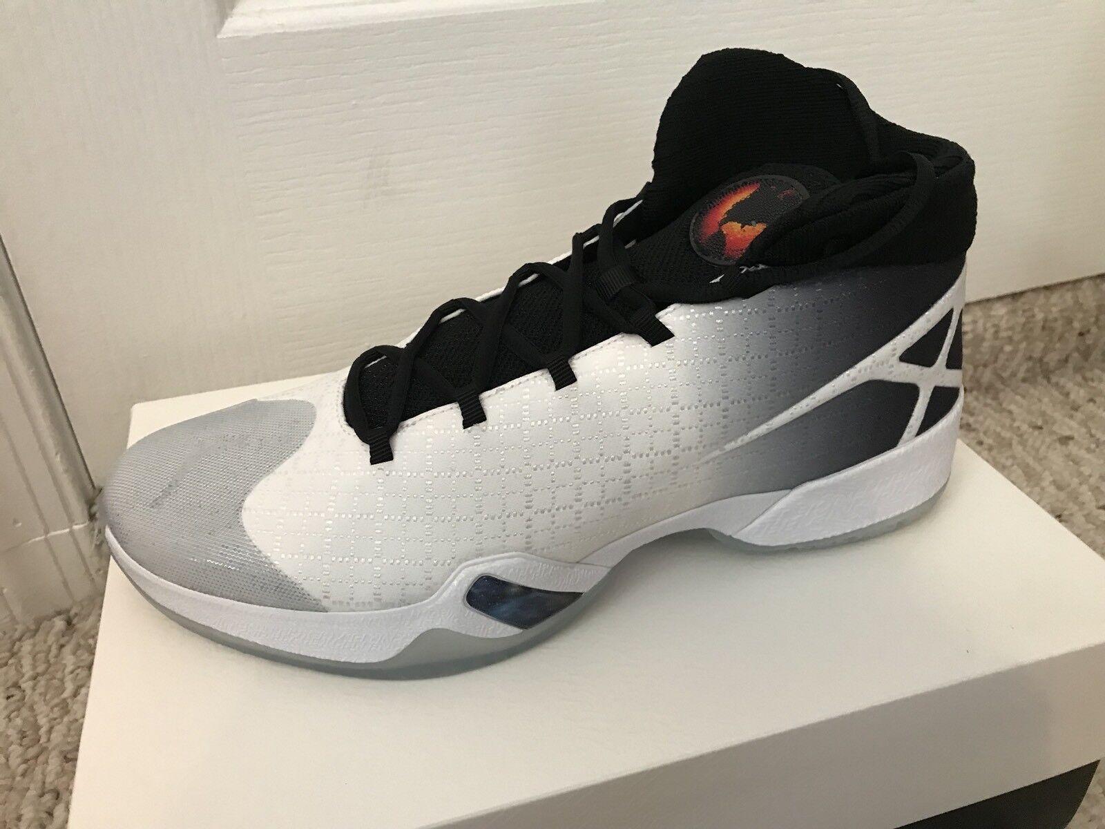 Nike Air Jordan XXX 30 QS Deadstock Size 11 Black White Send OFFERS  No Trades