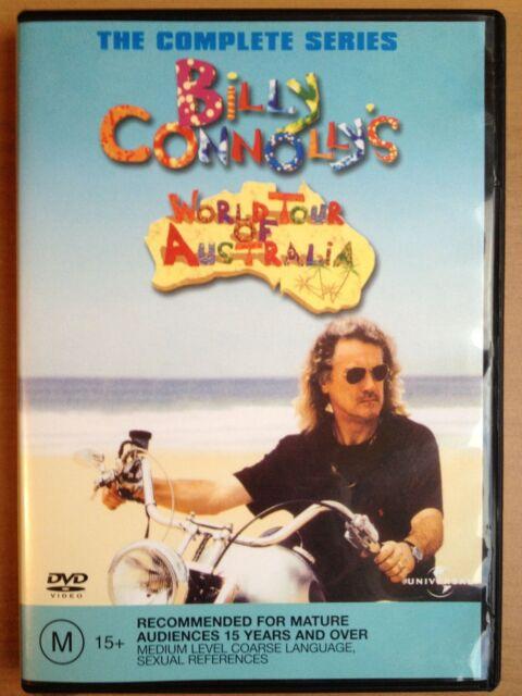 Billy Connolly - World Tour Of Australia (DVD, 2002, 2-Disc Set)