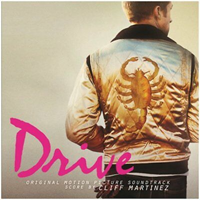 DRIVE - SOUNDTRACK - PINK VINYL – NEW VINYL LP ALBUM BRAND NEW