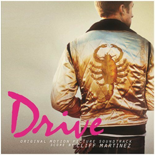 DRIVE - SOUNDTRACK - PINK VINYL – NEW VINYL LP ALBUM BRAND NEW