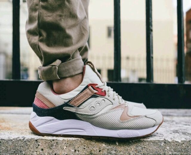 timeless design 88f89 e047a Saucony grid 9000 Liberty Pack light tan NEW men's size 11