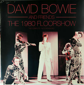DAVID-BOWIE-The-1980-Floorshow-2018-Limited-Edition-clear-vinyl-2LP-NEW-SEALED