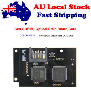 GDEMU-Optical-Drive-Main-Board-Card-V5-15-PCB-For-SEGA-DC-Dreamcast-Host-Game-AU