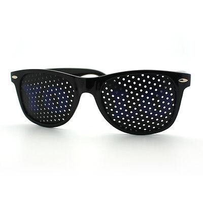 Color Yolo Lens Writings YOLO Lens Sunglasses Classic Horn Rim Frame BLACK